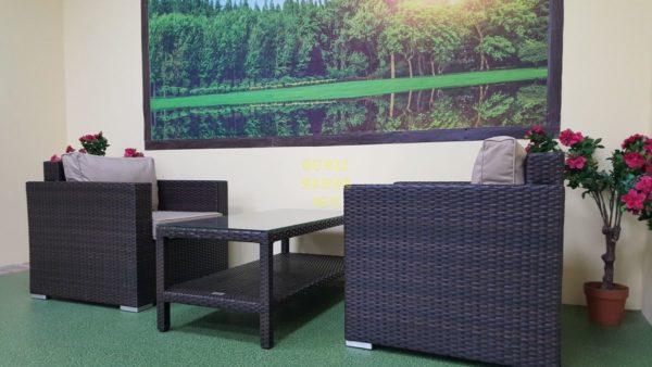 Фото-Мебель плетеная Acoustic cafe set