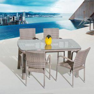 Фото-Мебель из искусственного ротанга Aventura Cuatro Mi Casa