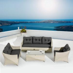 Фото-Мебель из искусственного ротанга Avila Seis Mi Casa