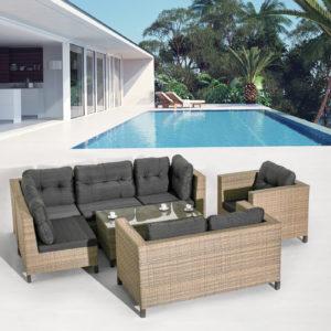 Фото-Мебель из искусственного ротанга Cubo Clasico Mi Casa
