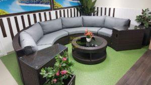 Фото-Плетеная мебель Galaxy lounge 7