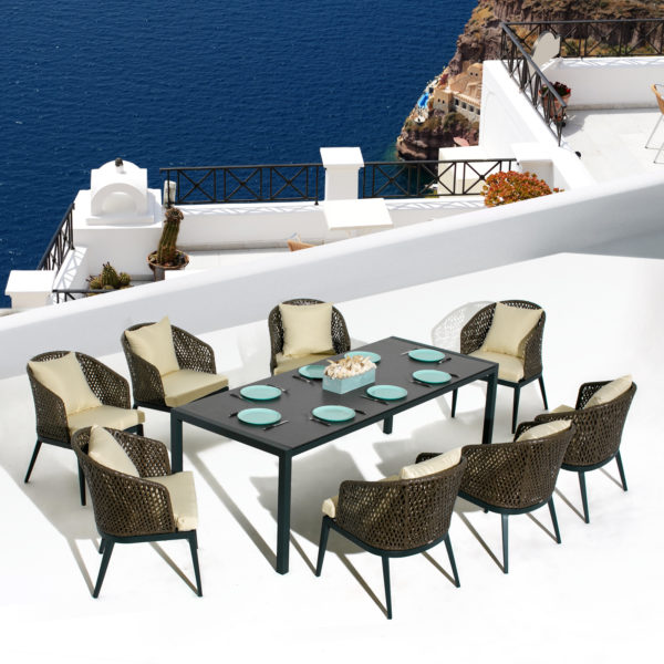 Фото-Плетеная мебель La Mare Ocho Mi Casa