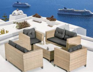 Садовая мебель фабрика MICASA MOBILIARIO