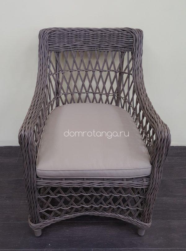 Кресло плетеное «Beatrix» beige