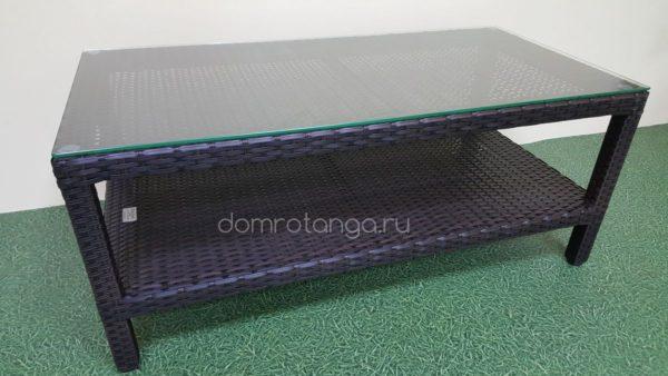 Плетеный кофейный стол Acoustic