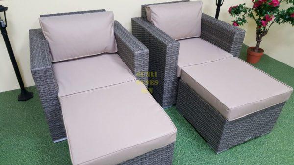 Фото-Мебель из ротанга Allegro natur&beige relax