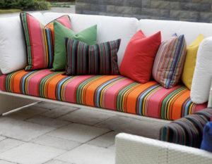 Ателье - Выбор Ткани и Производство Садовых подушек