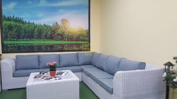 Фото-Atlantic Lounge Мебель из искусственного ротанга