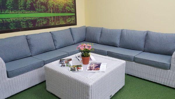 Фото-Плетеная мебель Atlantic lounge / фабрика Sunlinedesign