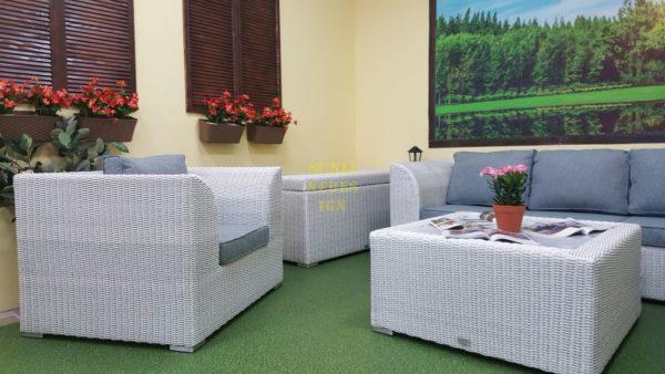 Фото- Плетеная мебель Atlantic Set 2