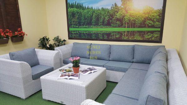 Фото-Atlantic плетеная мебель для отдыха
