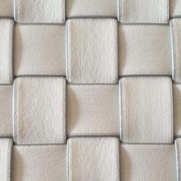 Фото-Искусственный ротанг Cinzano white производство мебели из ротанга