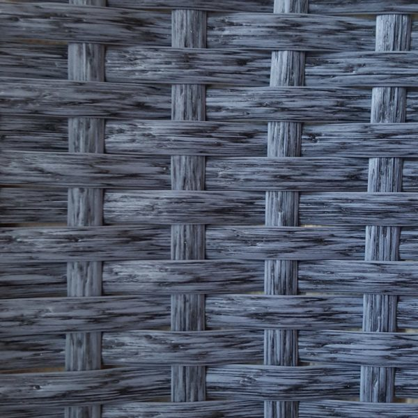 Фото-Искусственный ротанг Flat Grey Wood