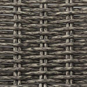Фото-Искусственный ротанг Round Mocco Wood производство мебели
