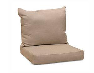 Фото - Комплект подушек на садовое кресло пошив