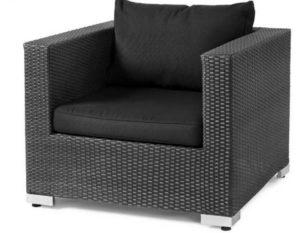 Кресло из искусственного ротанга Ремонт