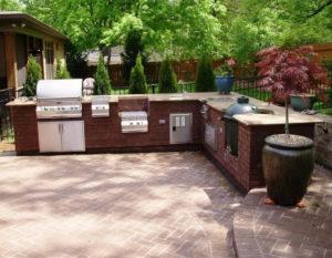 Мебель для дачной кухни