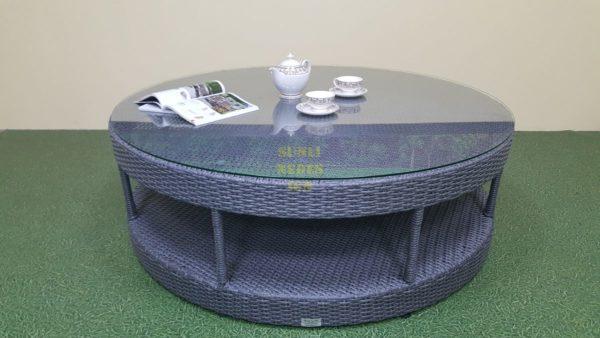 Фото-Meridiana 150 стол из ротанга