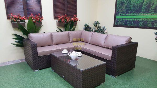 Фото-Плетеная мебель из ротанга Jazz
