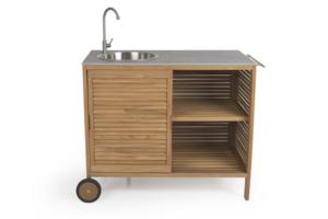 """Кухня outdoor """"FIGALIA"""" grey brafab"""