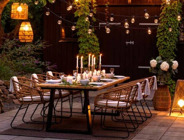 Laurion & Covelo Плетеная садовая мебель Brafab