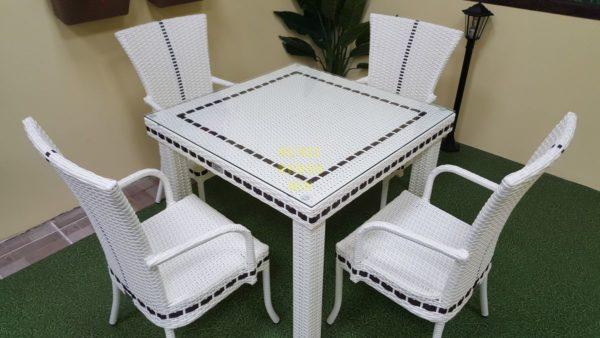 Aurora 4 Столовая мебель Outdoor ротанг искусственный
