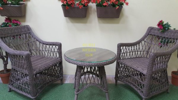 Beatrix Sunlinedesign Плетеная мебель