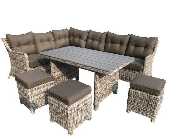 """Мебель из искусственного ротанга """"Domingo"""""""