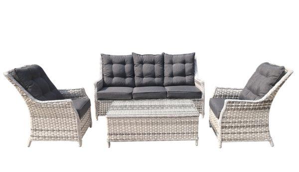 """Фото-Мебель из искусственного ротанга """"Stella"""" lounge"""