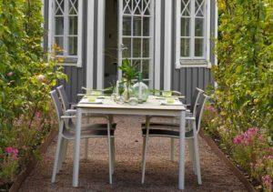 Renoso Садовая мебель алюминиевая Brafab