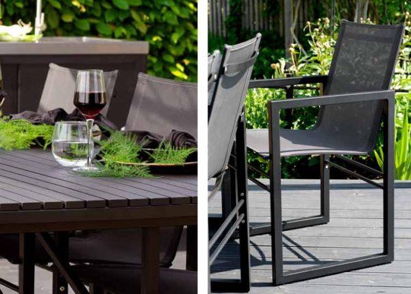 Садовая мебель алюминиевая Vevi Brafab фото 2
