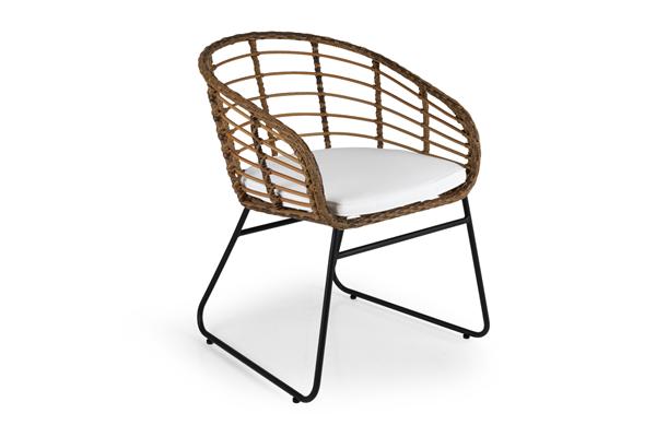 Фото-covelo стул из искусственного ротанга
