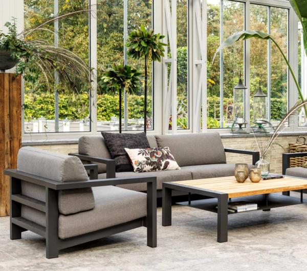 Amesdale Садовая мебель алюминиевая Brafab