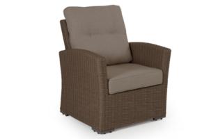Ashifield beige кресло плетеное Brafab