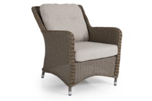 Фото-Hornbrook кресло из искусственного ротанга Brafab
