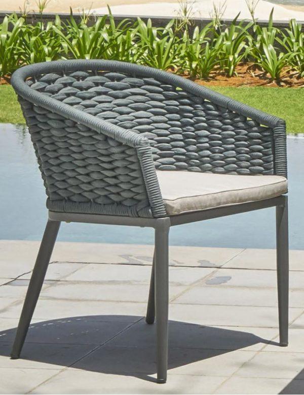 LANAI Кресло плетеное жгут