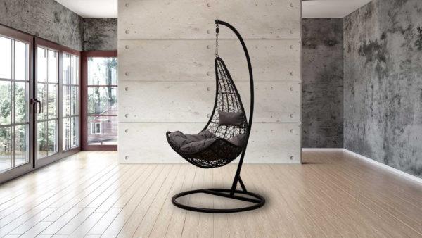 Подвесное кресло VOLO BLACK