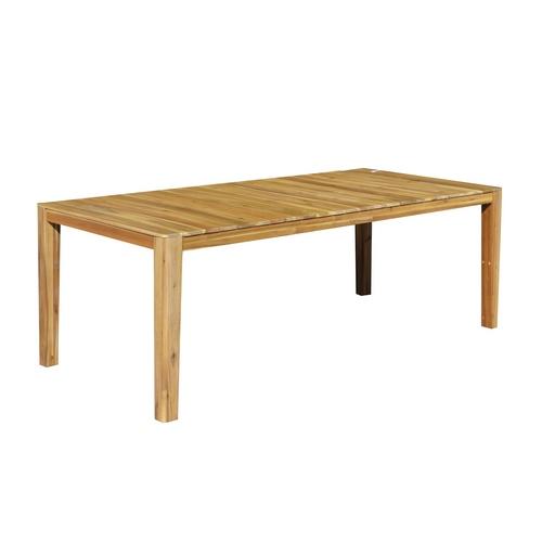 Фото-Садовый стол из акации AURA 215
