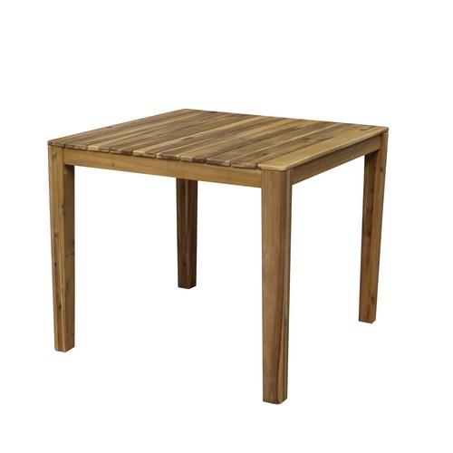 Садовый стол из акации AURA 90