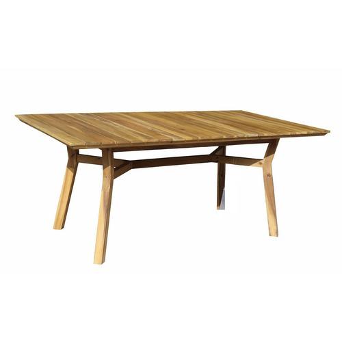 Садовый стол из акации Modena