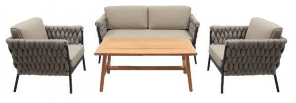 Фото-Vigo Садовая мебель плетеная жгут