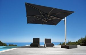 Зонт садовый профессиональный Astro Titanium 3,5х3,5 метра