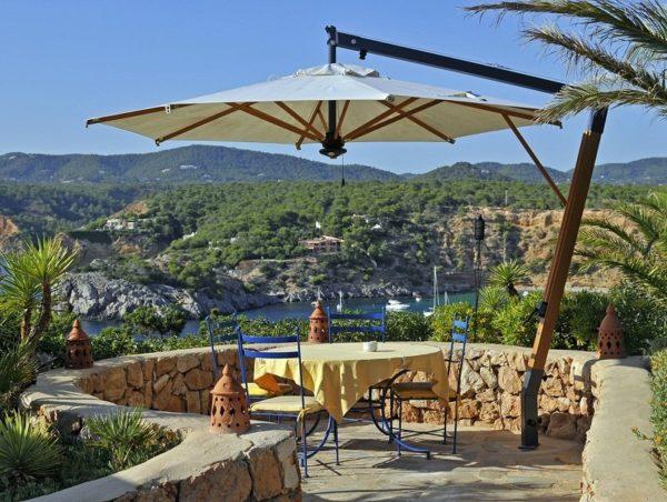 Зонт садовый профессиональный Palladio Braccio 3,5 метра