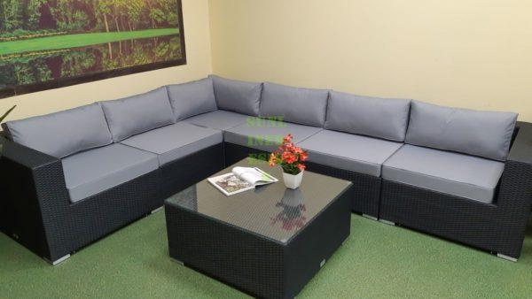 Luisa Lounge set 2 Мебель из искусственного ротанга