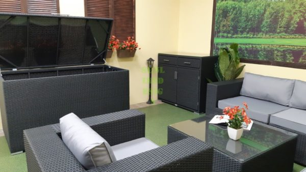 Luisa Lounge set 5 Sunlinedesign фабрика мебели ротанг