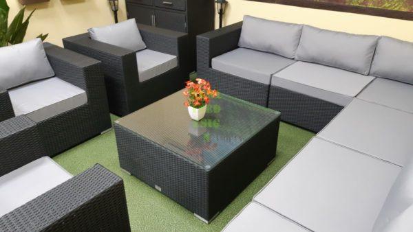 Фото-Luisa Lounge set 6 Комплект из ротанга