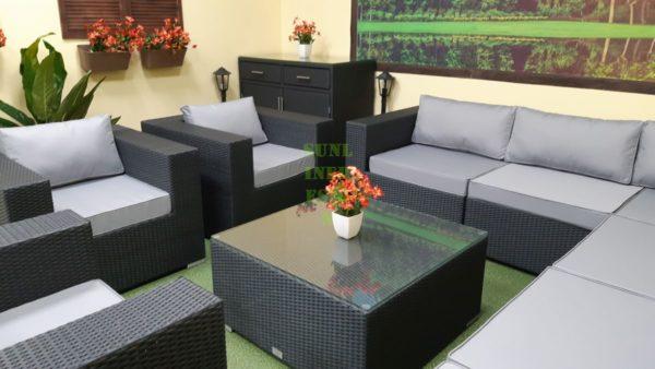 Luisa Lounge set 6 Мебель садовая плетеная