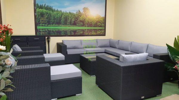 Фото-Luisa Lounge set 8 Комплект уличной мебели