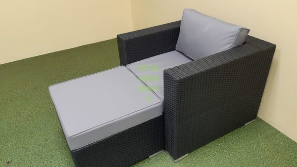 Фото-Luisa Relax set 1 Комплект мебели из ротанга