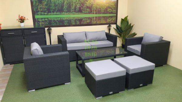 Luisa set 1 Ротанг мебель на веранду